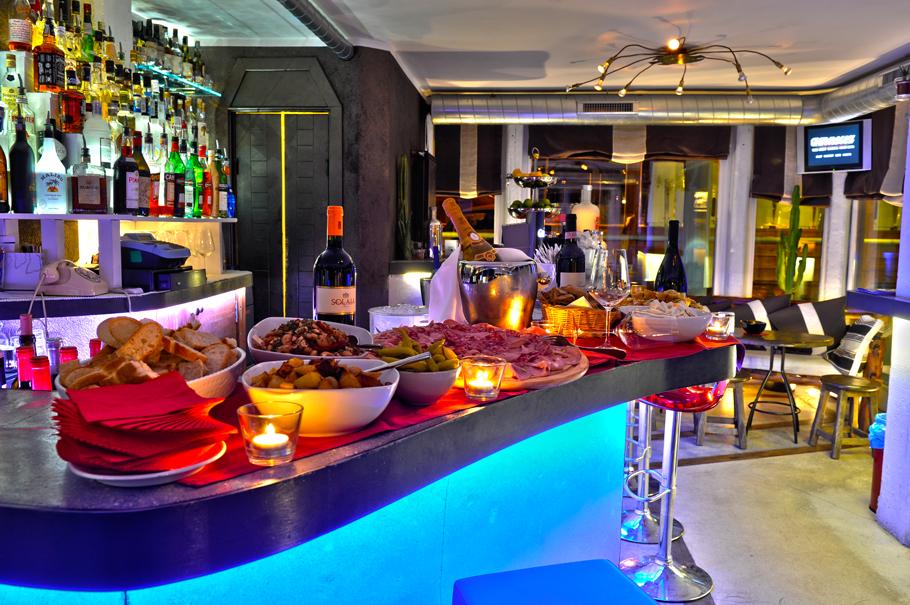 Barabba bar in Sestriere Torino