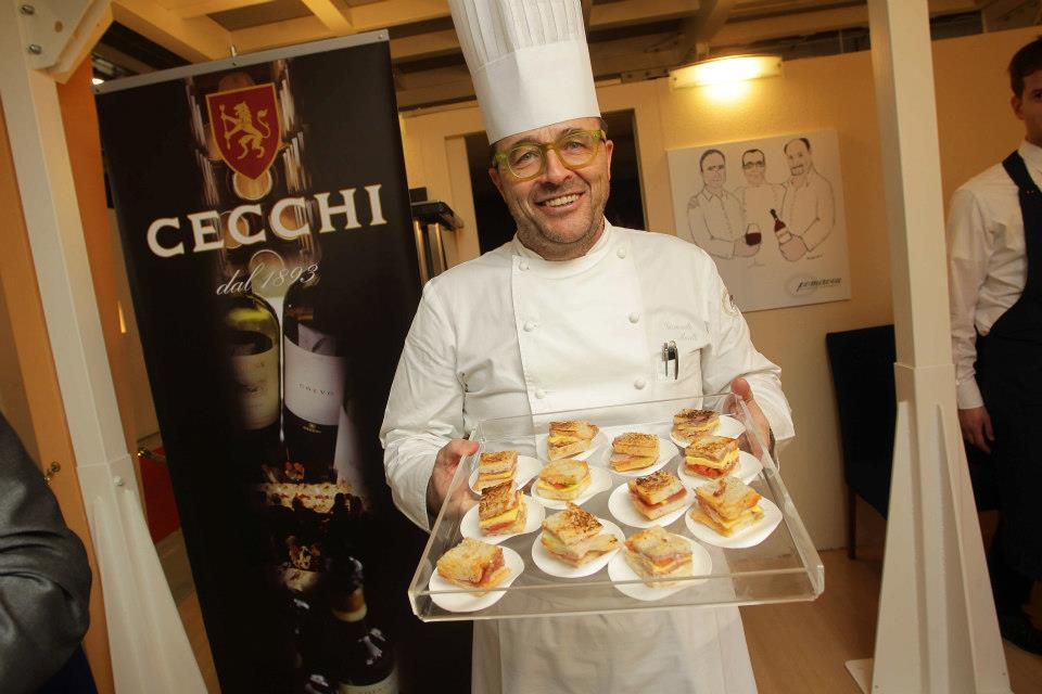 Michelin starred Chef Giancarlo Morelli