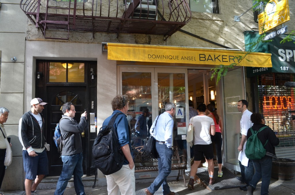 The cronut bakery, Soho