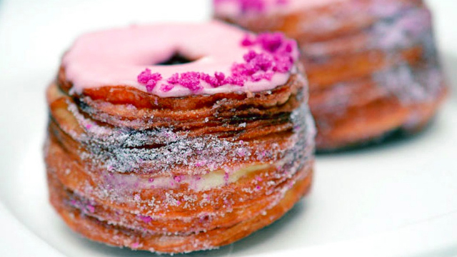 Hello cronut, meet my mouth