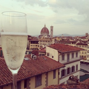Prosecco in Florence