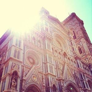 Santa Maria dei Fiori Cathedral in Florence