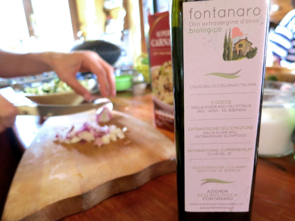 Slow food in Italy