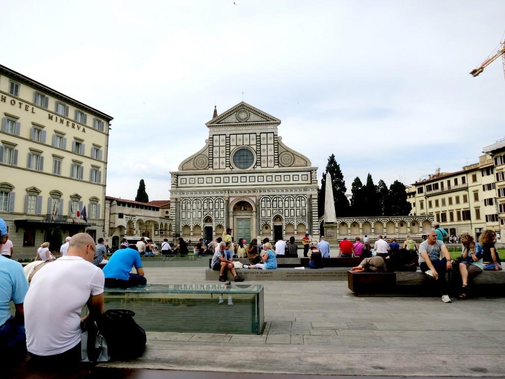 Tour Florence—Santa Maria Novella Piazza