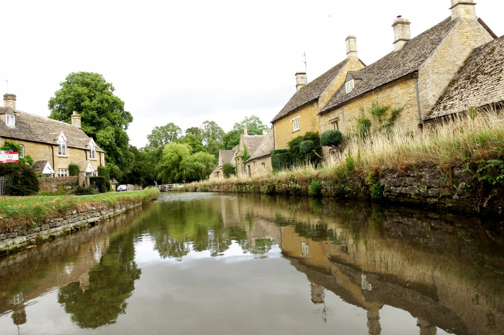 cotswolds lower slaughter creek