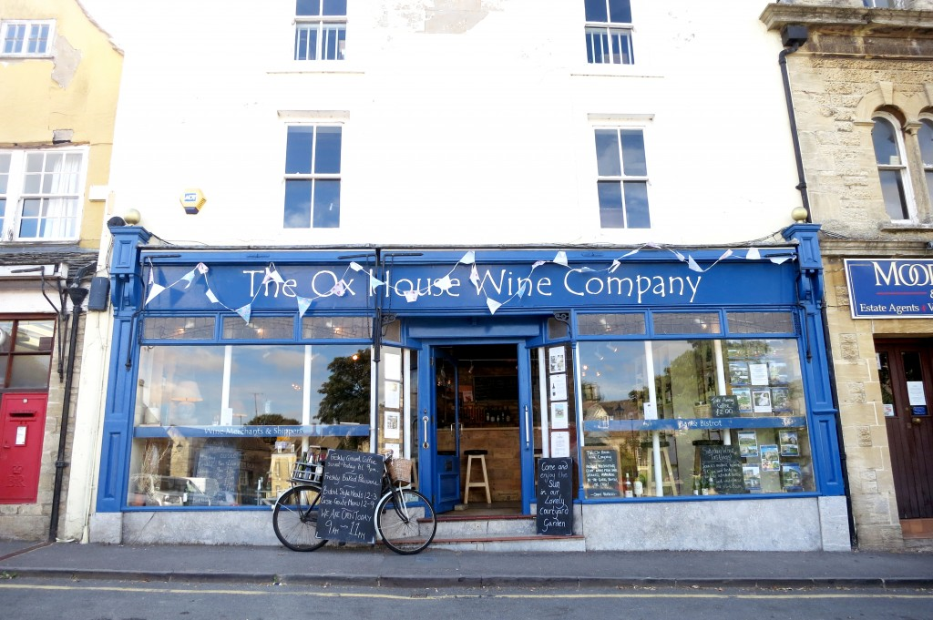 Ox Wine House in Northleach