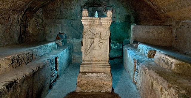 Mithraic Temple in Rome