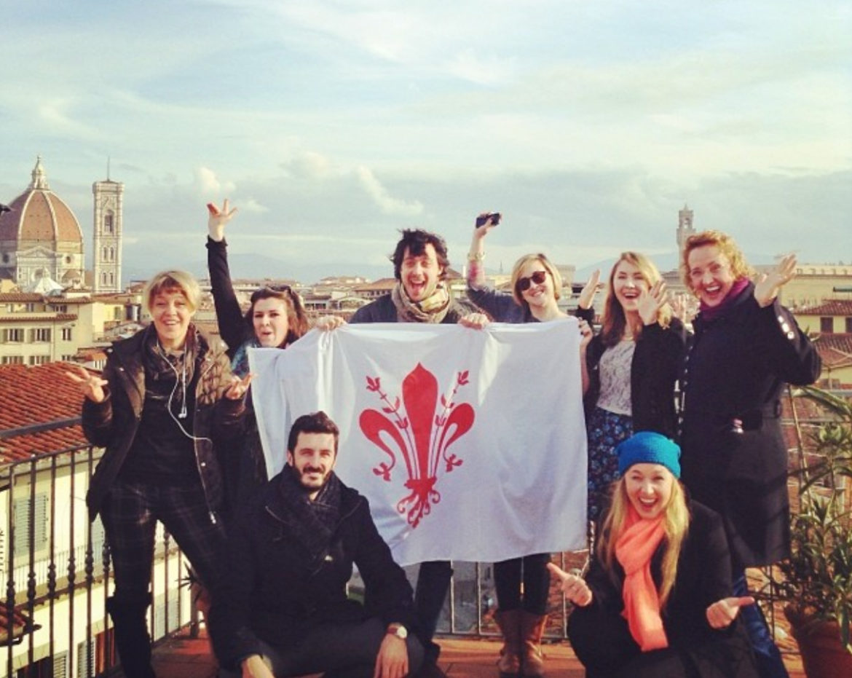 Instameet Instagram event in Florence Italy