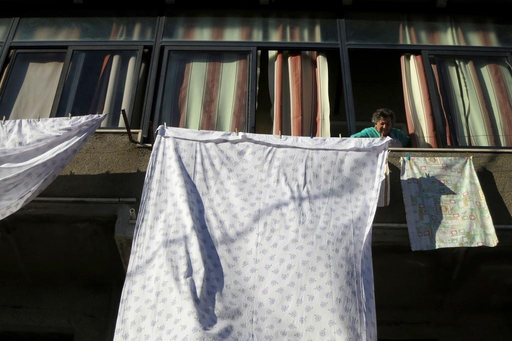 Laundry in Maremma