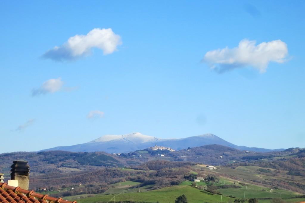 Mount Amiata, Tuscany