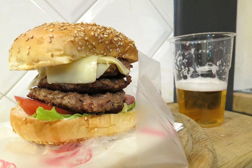 The best burgers in Florence