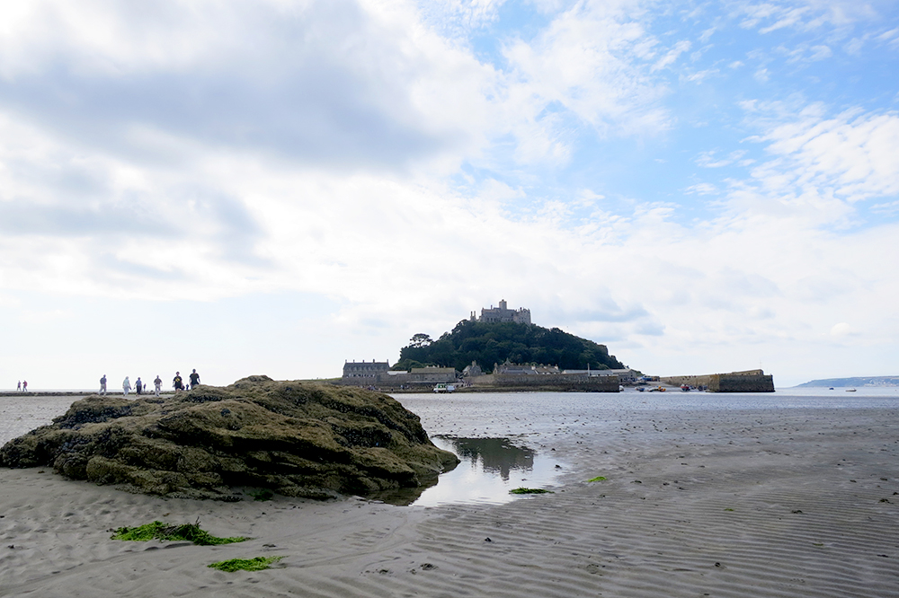 Walking St. Michael's Mount