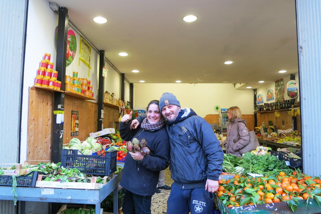 local grocer in Florence