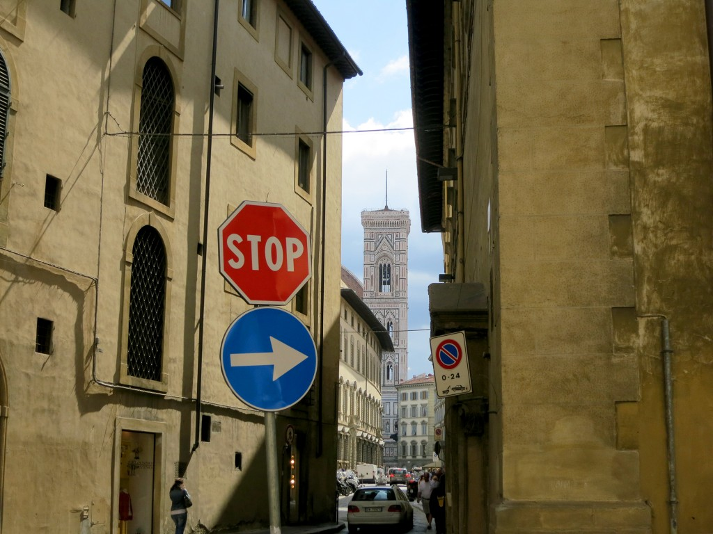 Giotto's Tower in Florence on a Segway Tour