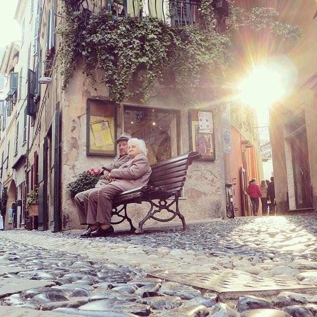 notmynonni in Finalborgo, Liguria