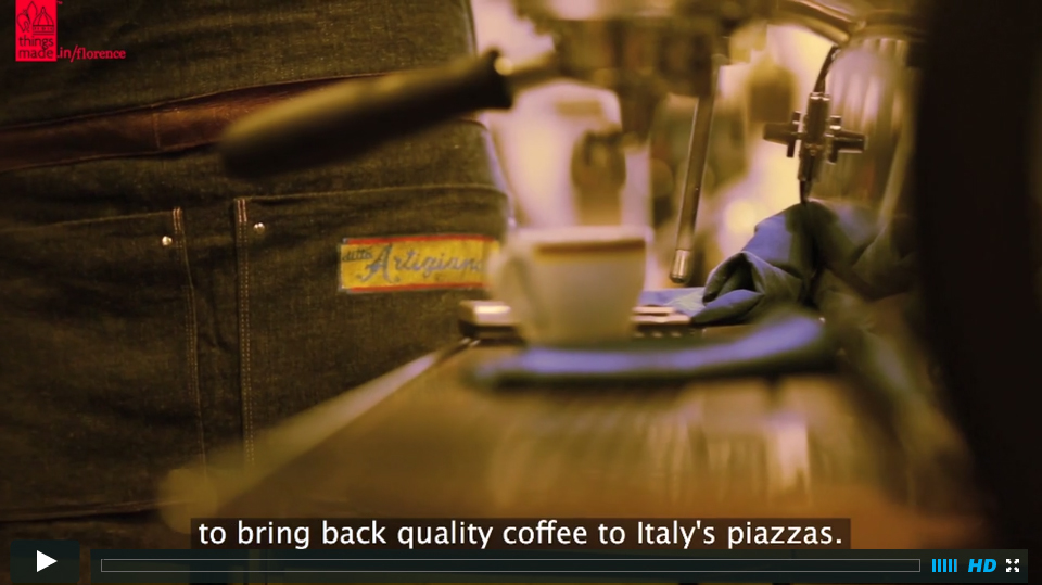 Ditta Artigianale Coffee in Florence Tuscany