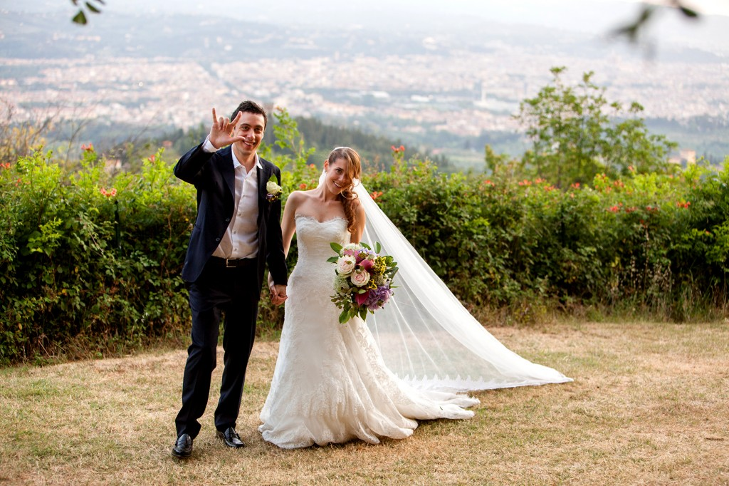 Married in Tuscany