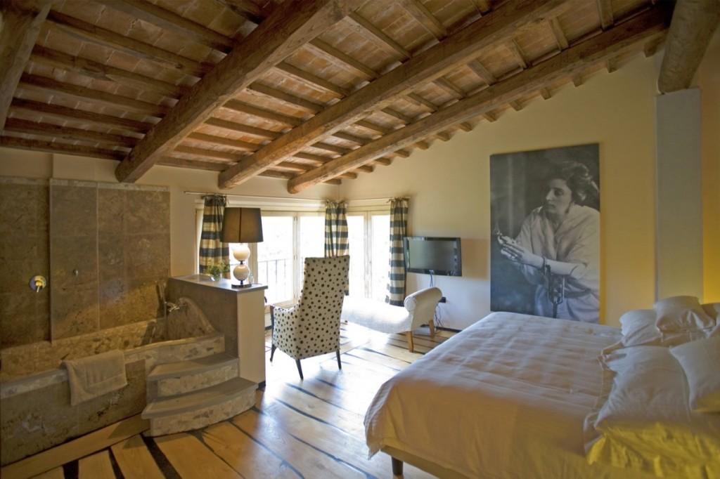 Room in Relais Vedetta