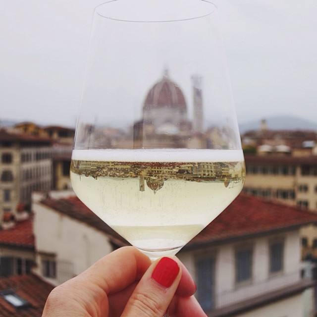 Duomo and Prosecco by Tianapix