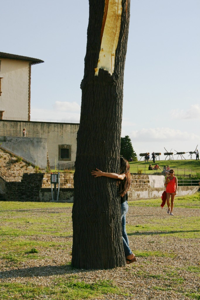 Florence modern art at Forte Belvedere