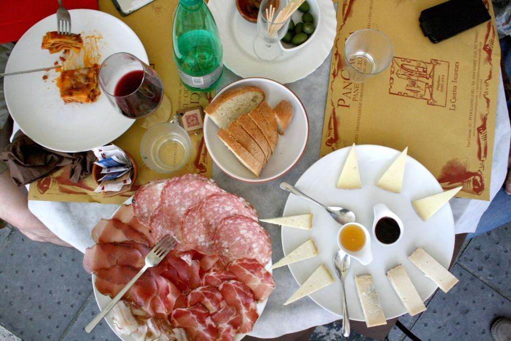 Pancaciua Pitigliano Restaurant