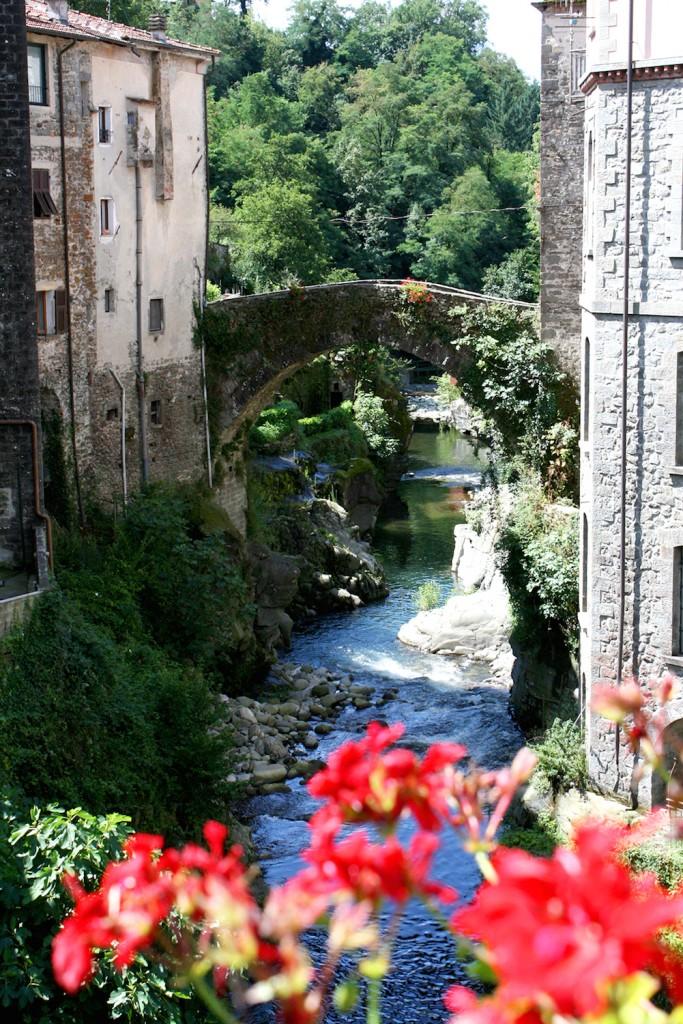 Ponte Vecchio in Bagnone Lunigiana