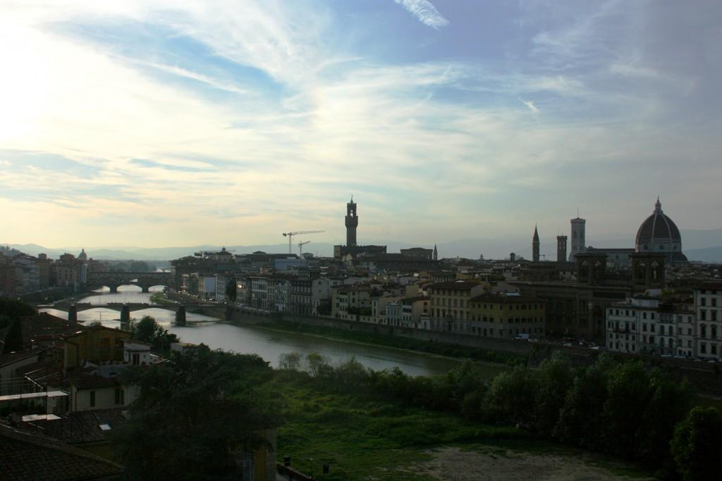 Torre di San Niccolo, Ferragosto in Florence