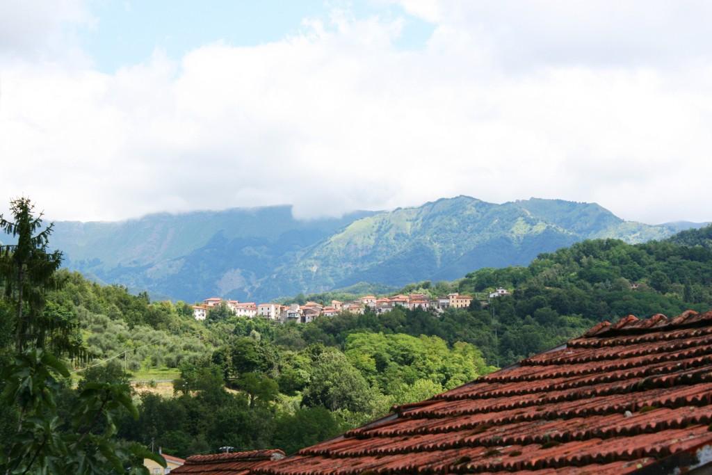 Views from Castiglione del Terziere Tuscany Tours