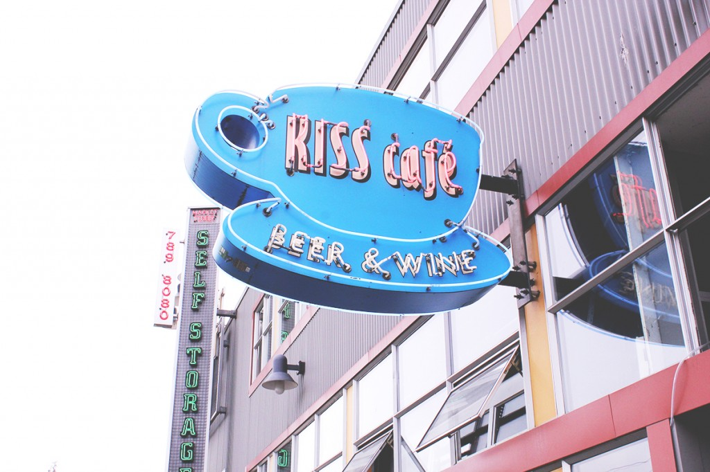 Kiss Cafe in Ballard Seattle