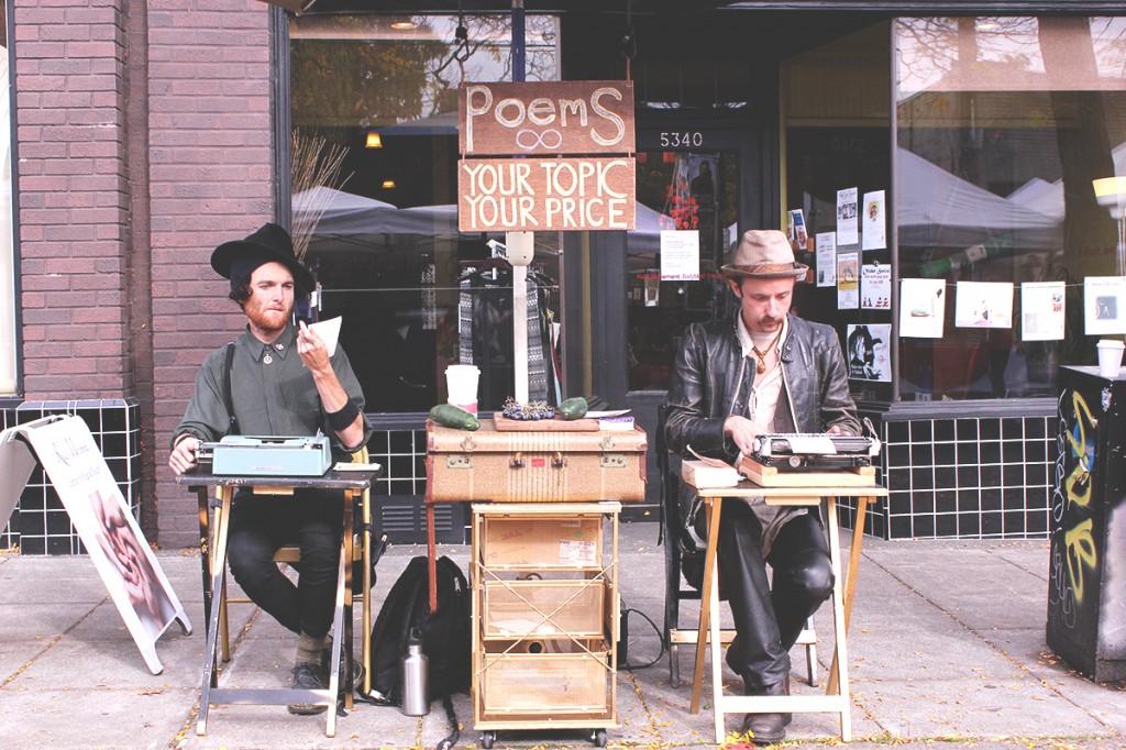 Poets in Ballard