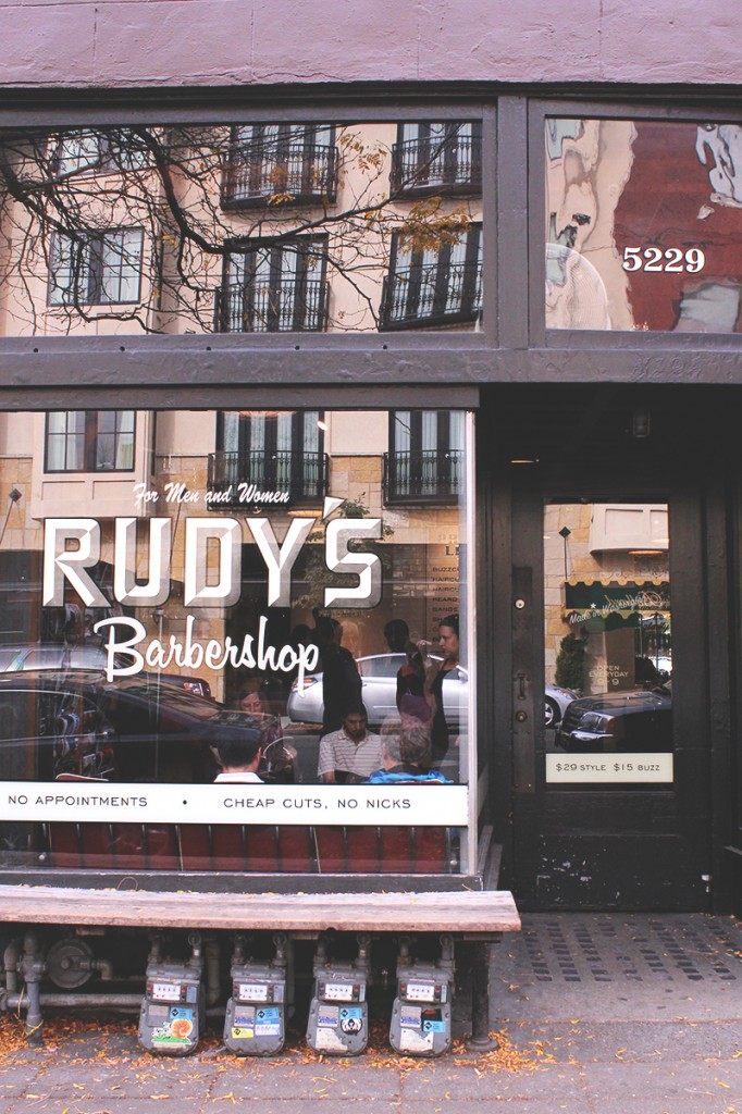 Rudy's Barbershop, what to do in Ballard