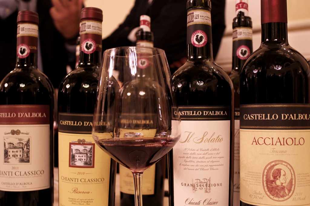 Wine tasting in Florence Tuscany