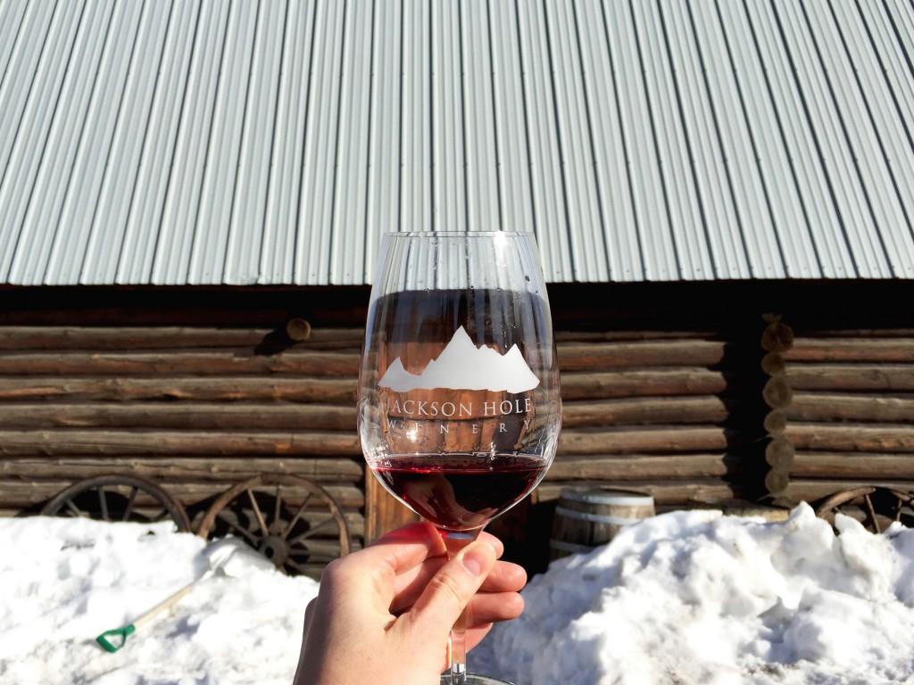 Jackson Hole Wine Tasting