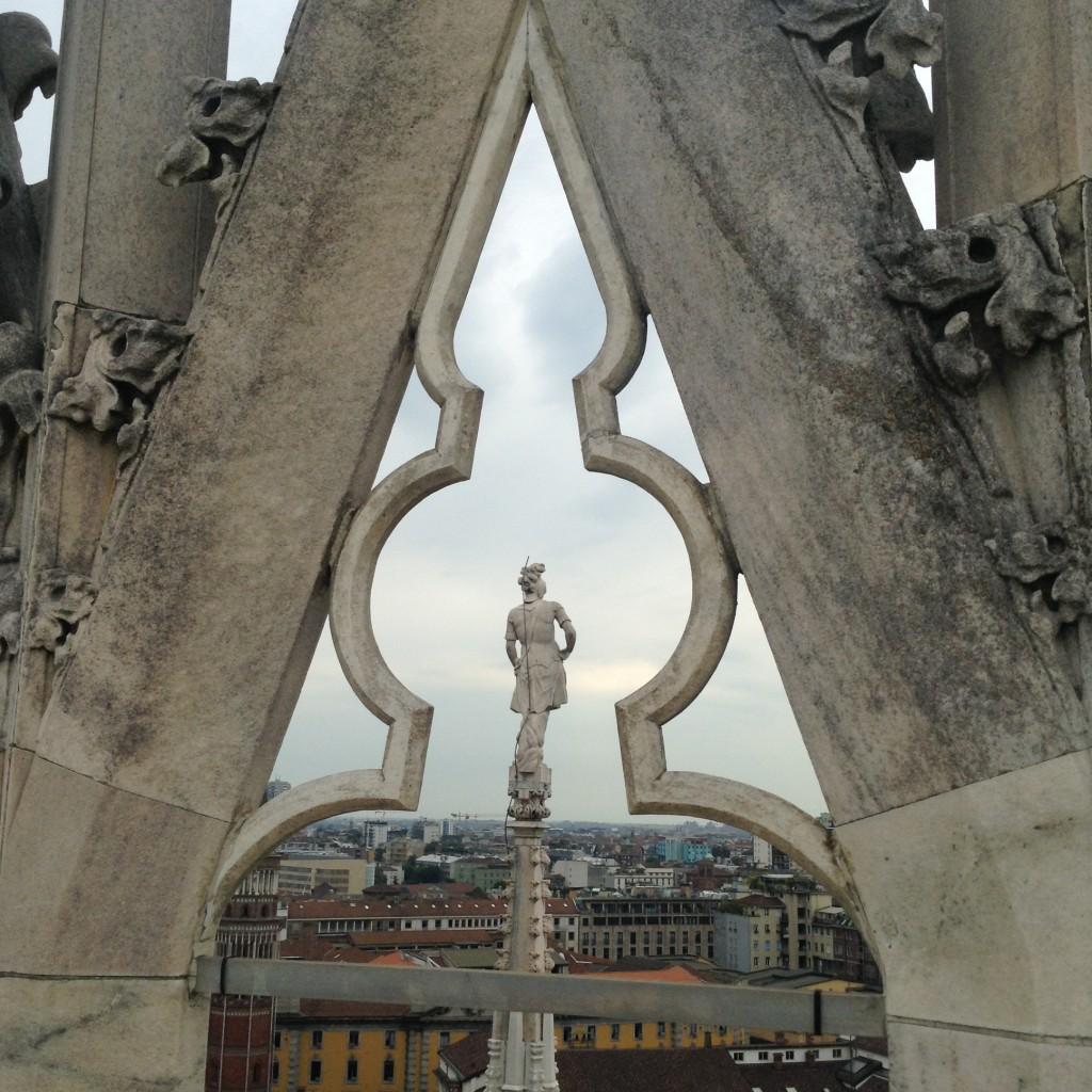 NoFitler Milan Duomo