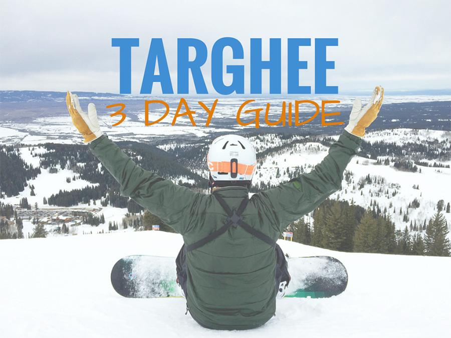 3 DAY GUIDE TARGHEE, WYOMING