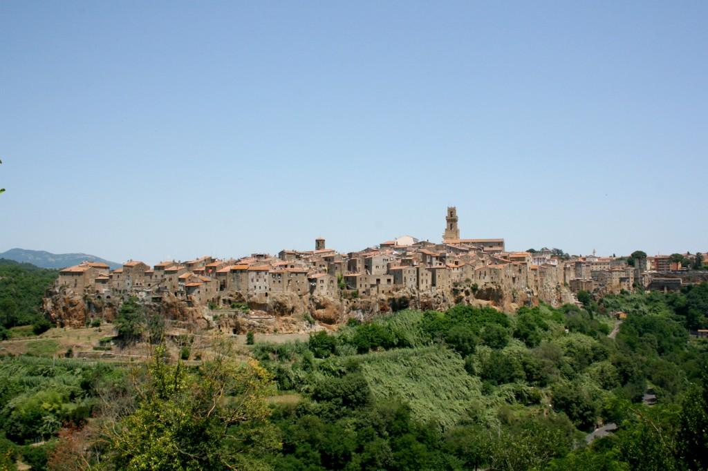 Visit Tuscany Pitigliano in Maremma