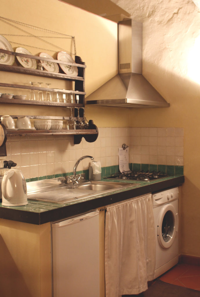 Florence apartments - Palazzo Belfiore's kitchen