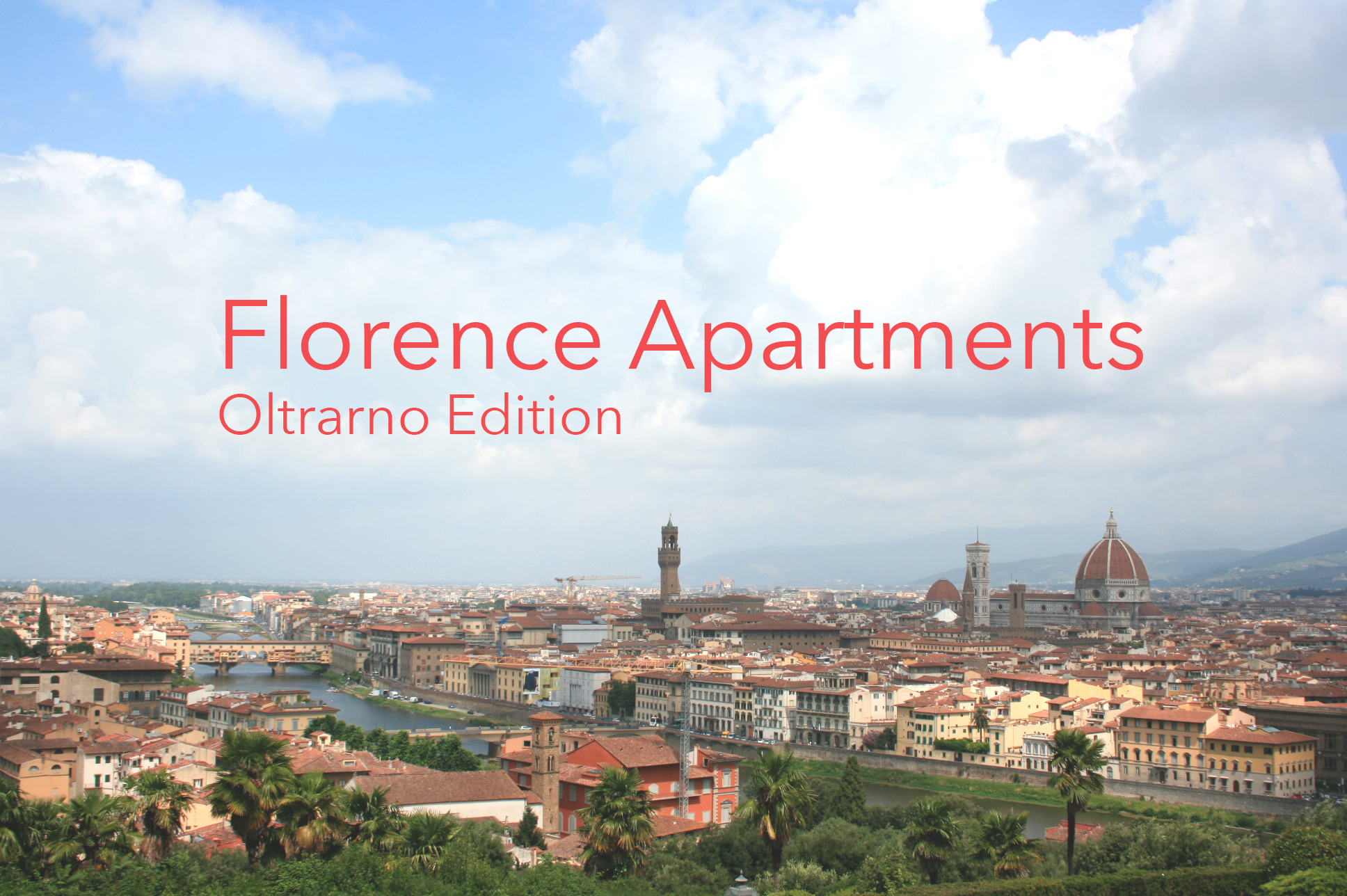 How To Live Like A Local — Florence Apartments - Tiana Kai