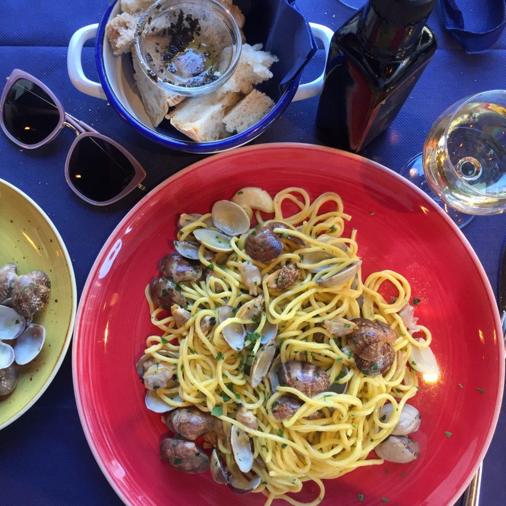 pasta restaurant in florence osteria santo spirito